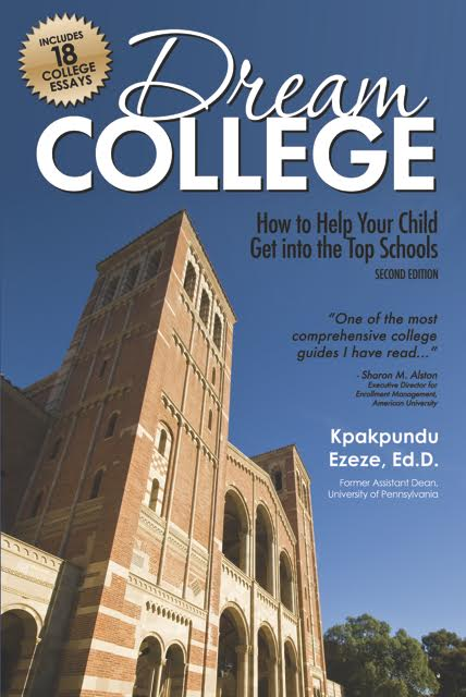 Dream College Book